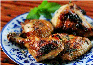 Glazed Chicken Recipe