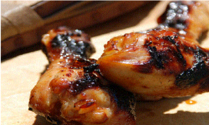 Caramelized Chicken Drumsticks Recipe