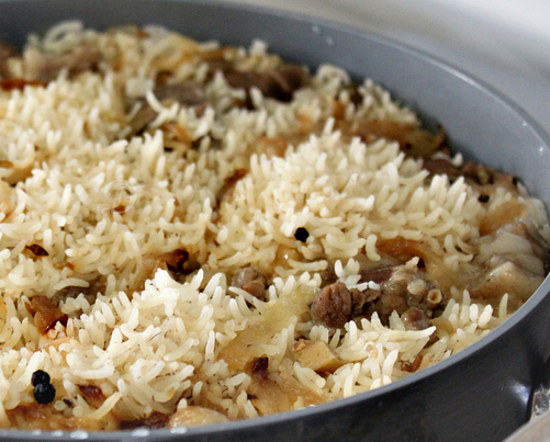Best Yakhni rice Recipe